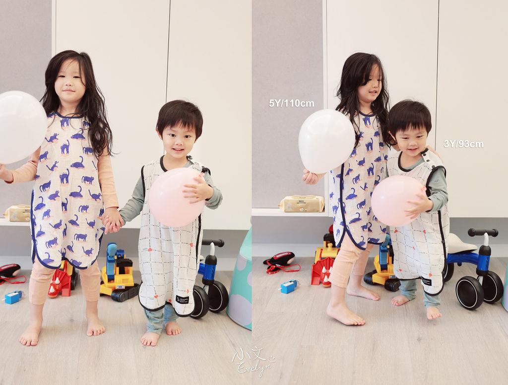 【育兒】不再擔心寶寶踢被子了♥韓國Hans Pumpkin保暖防踢被